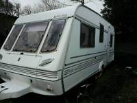 Compass reflection caravan 5 berth