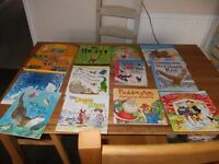 12 Childrens books in very good condition