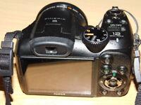 Fuji Finepix camera S2500HD