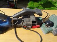 470 W Skill electric planer