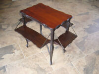 Lovely little occassional table, quite old but in great condition.