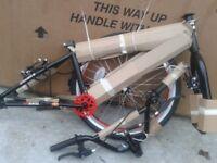 Brand New BMX RAGE 25x9 Bike Spares or Repairs