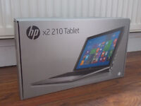 HP X2 210 Tablet | Official Keyboard | HP Tablet With Keyboard / Boxed