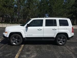 2015 Jeep Patriot High Altitude