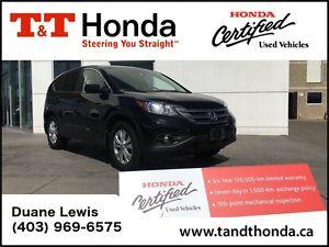 2013 Honda CR-V EX *One Owner, Sunroof, Rear Camera, Bluetooth*