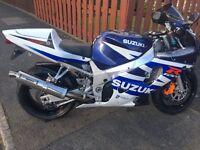 2003 GSXR K3 600