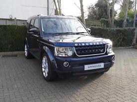 Land Rover Discovery SDV6 LANDMARK (blue) 2016-06-03