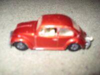 Corgi Red Volkswagon 1500 Saloon Toy Car