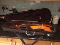 FOR SALE! Stentor violin! 3/4 size violin, bow & case.