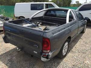 WRECKING 2002 FORD FALCON CALL US FOR PARTS YOU NEED Willawong Brisbane South West Preview
