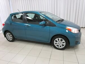 2014 Toyota Yaris DONT MISS THIS AMAZING DEAL!! VALUE PRICED AND