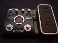 Zoom G2.1u Multi-effects Pedal