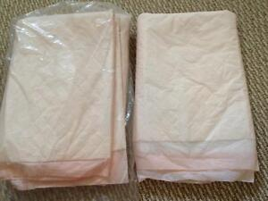 6 New Large Changing Pads: Reduced Price!