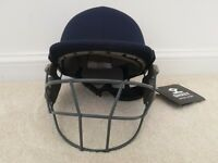 BRAND NEW :Shrey Armour Boys Cricket Helmet- 54-57 cms
