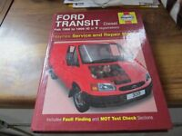 FORD TRANSIT HAYNES MANUAL
