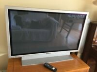 "42"" Panasonic plasma screen"