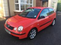 CAR FOR SALE - VW Polo 2003