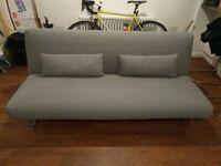 Habitat Sibu Grey Sofa Bed