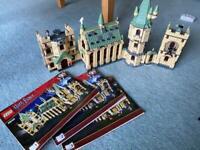Harry Potter Lego set - Hogwarts Castle