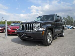 2010 Jeep Liberty LIMITED / LOCAL ONTARIO CAR