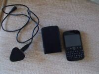 Blackberry 9720 on 02 network. superb condition
