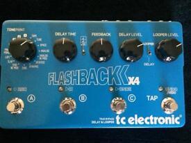 TC Electronics Flashback X4 Delay/Looper