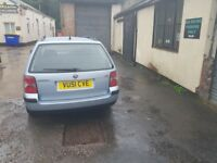 2001 VW PASSAT ESTATE 1.9 TDI