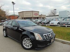 2012 Cadillac CTS 3.0L ONE OWNER LOW KMS!!!