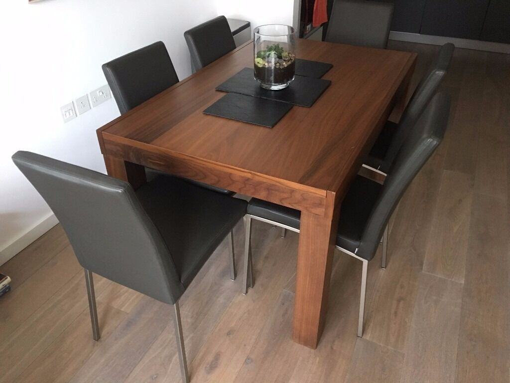 Bo Concept Extendable Dining Table in Kentish Town London Gumtree