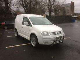 VOLKSWAGEN CADDY C20 TDI SWAP OR MAY PX