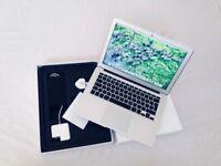 MacBook Air 13'3inch brandnew 8GB 1.8 GHz Intel Core i5 Intel HD Graphic 6000 1536MB 1 year warranty