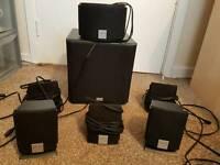 Creative 6.1 surround sound system