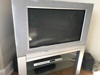 Philips TV and stand for sale