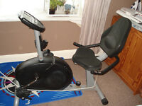 Olympus Sport - Cruise Recument Exercise Bike