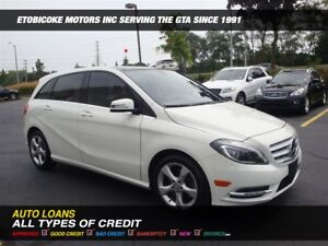 2014 Mercedes-Benz B-Class B250 / PANORAMIC ROOF / BACK-UP CAM