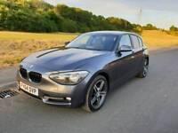 BMW 116d sport 2014