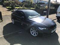 BMW 3 SERIES 320D EDITION M SPORT, Black, Manual, Diesel, 2006 **84K Miles** **12 Months MOT**