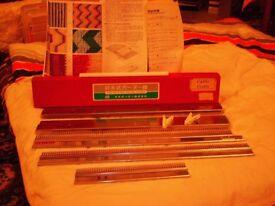 For standard gauge knitting machines Brother Suzuki Garter Bar - £40