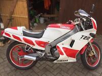 Yamaha TZR125 2RK 1988