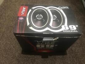 Brand new vibe slick speakers - 420 watts