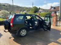 Honda, CR-V, Estate, 2006, Manual, 2204 (cc), 5 doors