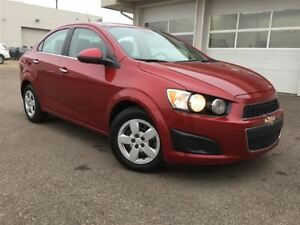 2013 Chevrolet Sonic LT Auto ( Bluetooth, Dual Glove Box, Power