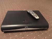 Sky +HD box and remote
