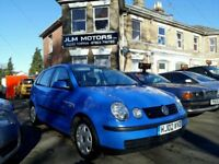 2002 VOLKSWAGEN VW POLO 1.4 PETROL 5 DOOR - LONG MOT