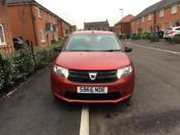 Dacia Sandero 1.2l ambience only 2000 miles Vauxhall Corsa VW polo
