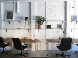 Desk Space in Hackney Coworking - Half Price Offer