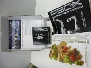 P90X 13 DVDs Workout - Base Kit- We Buy and Sell DVDs & Blu-Rays- 4458- AL410404