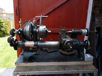 Drummond Round Bed lathe