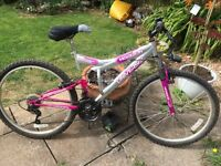 Universal Horizon Female Mountain Bike