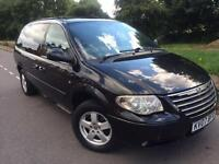 2007 Chrysler voyager executive xs 2.8 crd Automatic 7 seat Mpv # leather # p/sens # s/h #